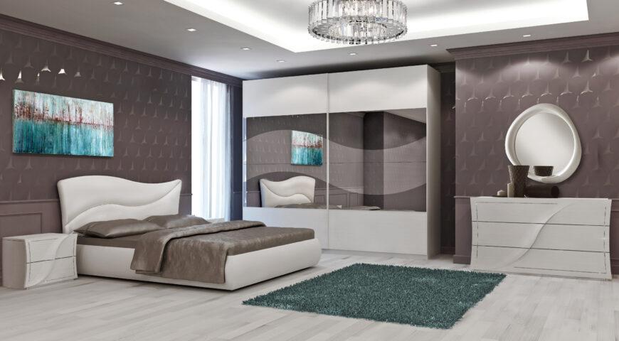 la camera da letto colori ideali e abbinamenti