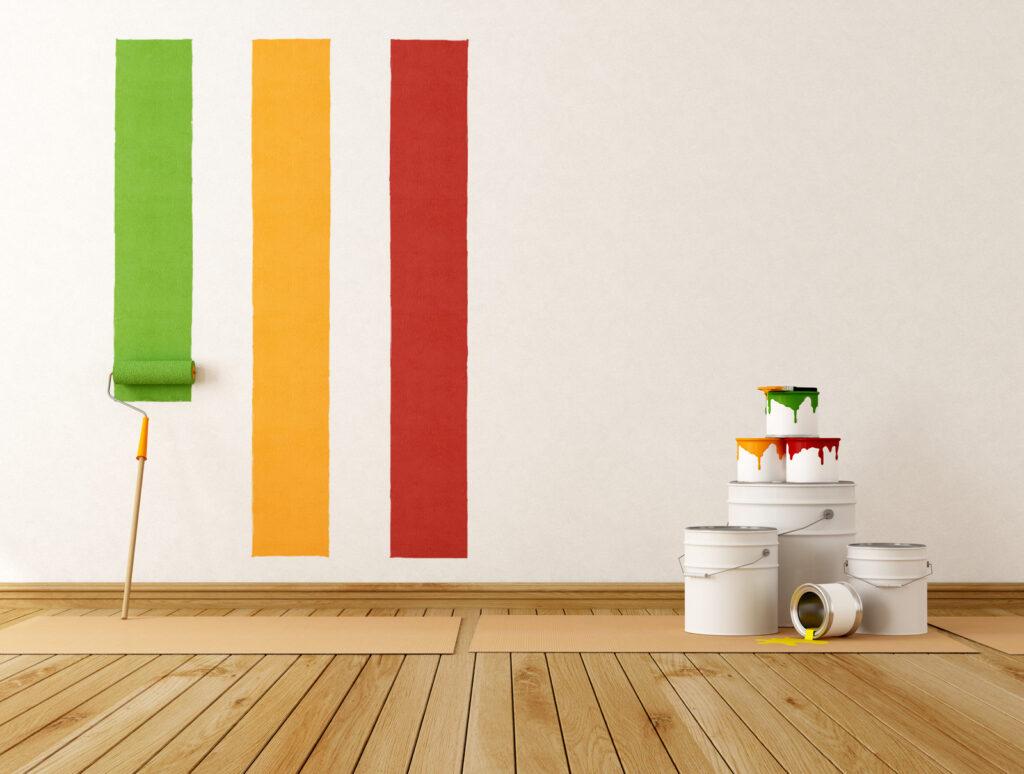 Colori Per Pittura Esterna Casa pitture per interni e esterni, tinteggiature casa a varese