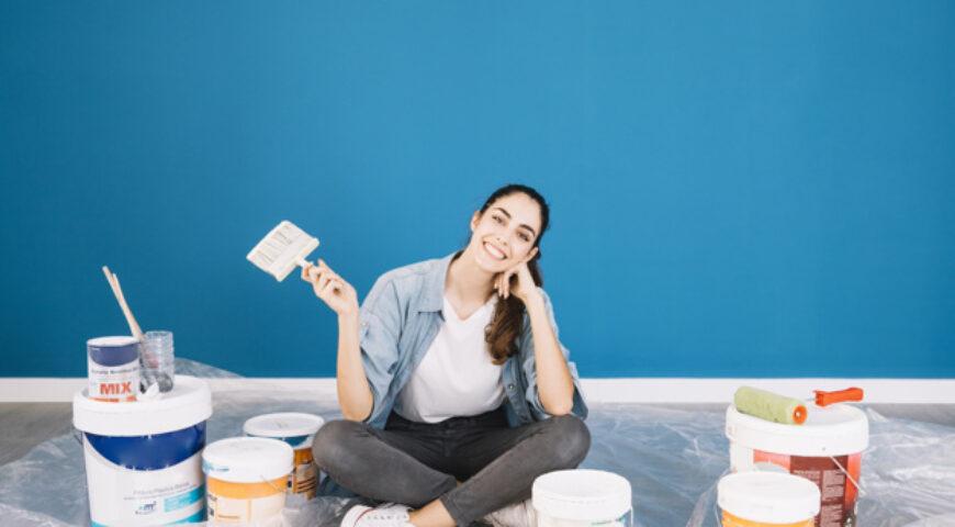 Quali sono le tipologie di pitture per interni?